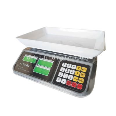 CAMRY JC52G Electronic Pricing and Printing Scale