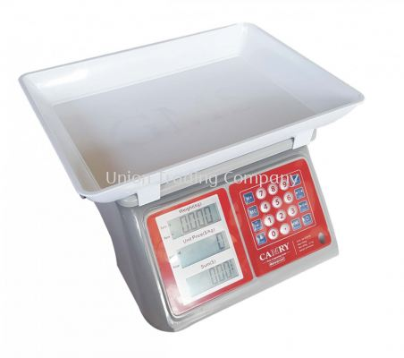 CAMRY JC81W Electronic Pricing and Printing Scale