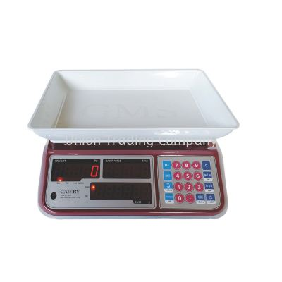 CAMRY JE51 Electronic Pricing and Printing Scale