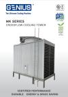 Genius Cooling Tower MK Series -Full Version Genius Cooling Tower