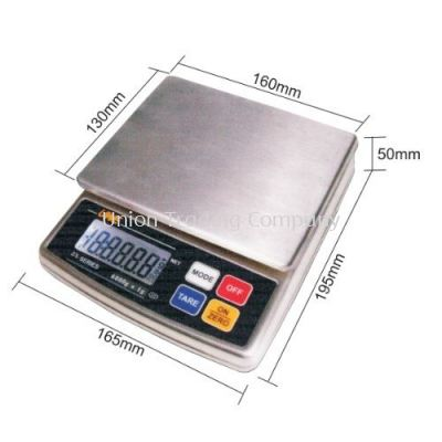 UWE SS-6 Portion Electronic Weighing Scale