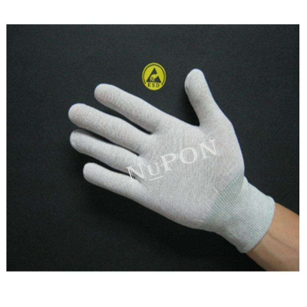 HS ESD Knitted Gloves- Without Coated