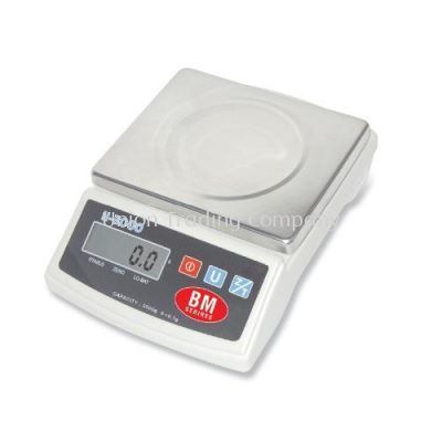 BM H Electronic Compact Weighing Scale