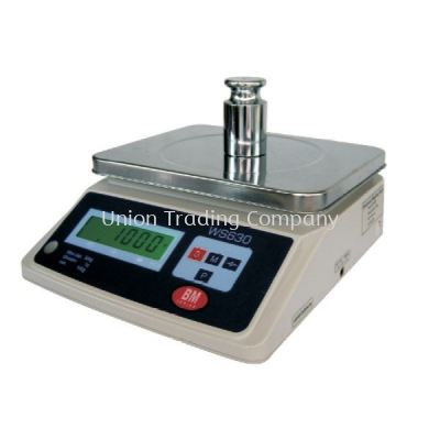 BM SWS-630 Hi Res Electronic Weighing Scale