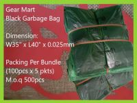 "Garbage Bag 35""x40"" M.o.q(500 pcs)"