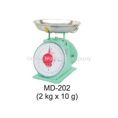 MD-202 (2kg x 10g) Mechanical Spring Scale