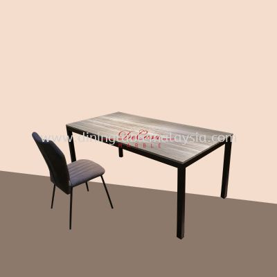 Palisandro | Italy | 6 Seaters | Dining Table Only | RM3,599