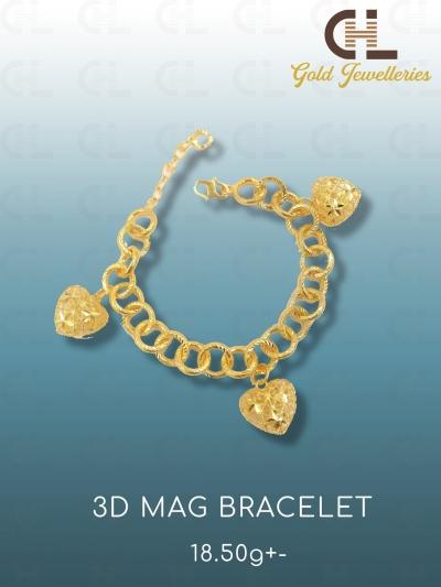 3D-MAG BRACELET