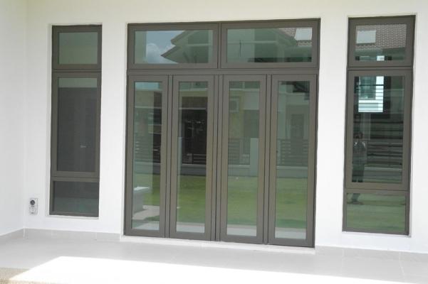PPM4 Series Aluminium Folding Door