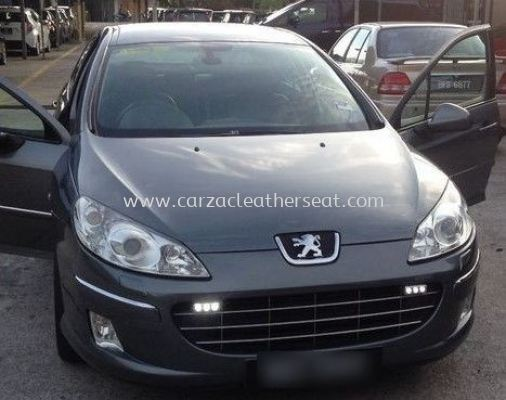 PEUGEOT 407 ROOF LINER COVER REPLACE