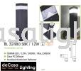 OURDOOR BOLLARD 800MM 12W LED 1P65 Outdoor Garden Bollard  OUTDOOR LIGHT