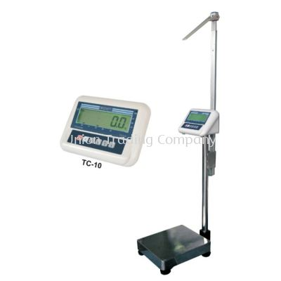 ProAce Height and Weight Platform Personal Scale