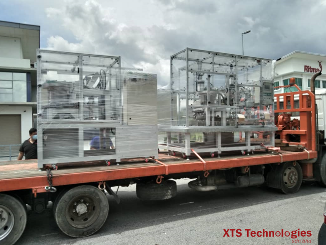 Assembly machine by XTS Technologies