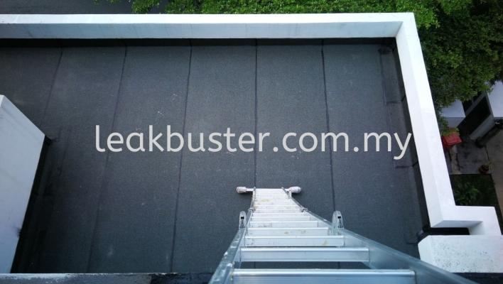 Expose Waterproofing Membrane  Petaling Jaya