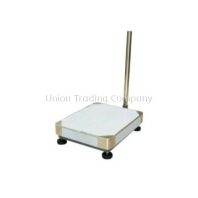 Stainless and Mild Platform Scale