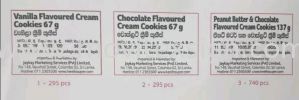 food label Lable print and cutting solutions