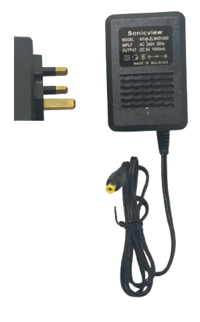 POWER ADAPTER 5V 1A