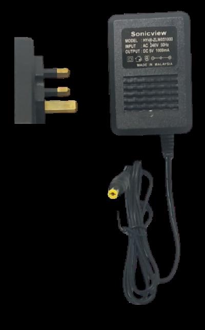 POWER ADAPTER 5V 1A