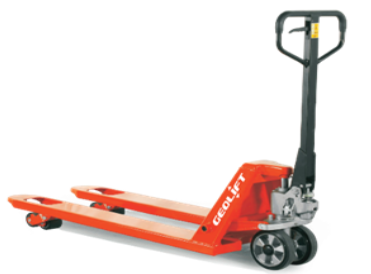 65mm GEOLIFT Low Profile Hand Pallet Truck - AC25LP(Germany Hydraulic Pump System.