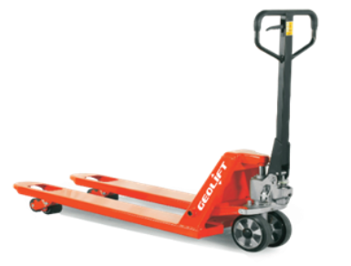 51mm GEOLIFT Low Profile Hand Pallet Truck - AC20LP(Germany Hydraulic Pump System)