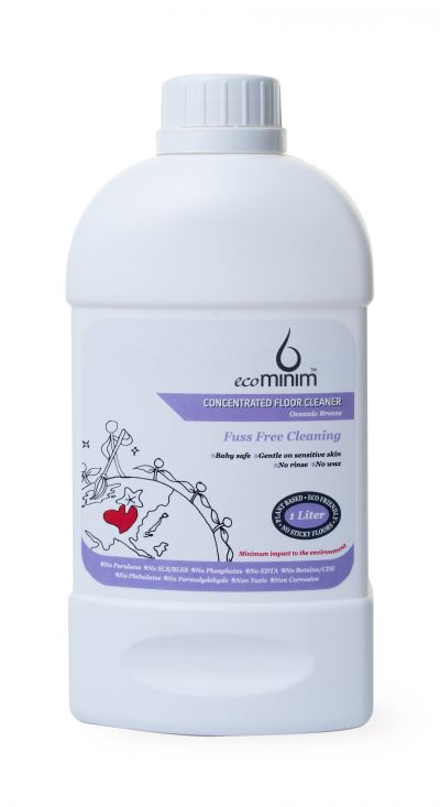 ECM Concentrated Floor Cleaner - Oceanic Breeze <1 Litre>