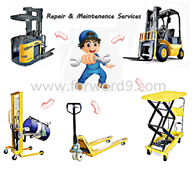 Repair & Maintenance Services of Reach Truck, Forklft , Pallet Truck , Stacker and etc  Repair & Maintenance Services Johor Bahru  Repair & Maintenance Services Johor Bahru  Others