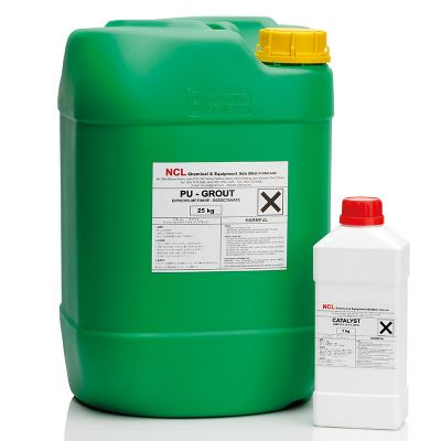 NCL PU Grout Two-Component Rigid Injection Resin