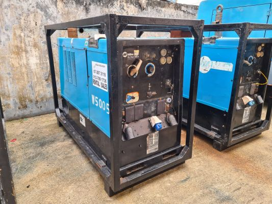 Used Welding Machine 500Amp