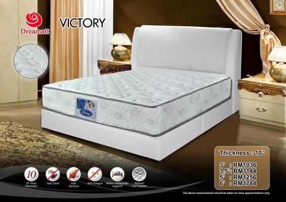 Dreamatt Mattress - Victory
