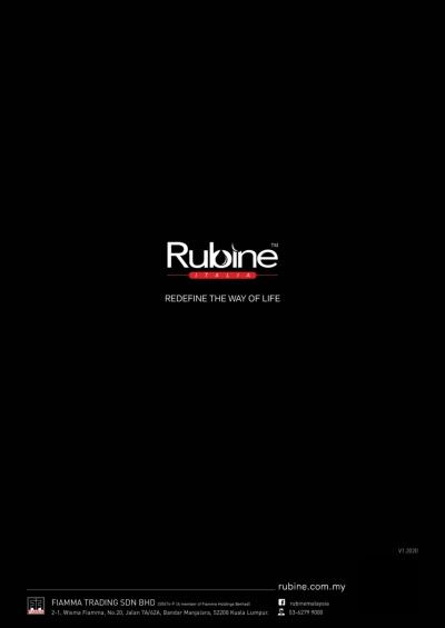 Rubine 2020 Brochure -21