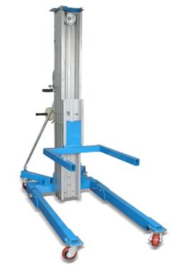 GEOLIFT Aluminium Material Lift Stacker - AML3535