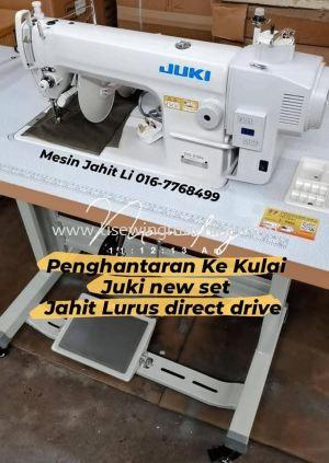 Mesin Jahit Lurus  Juki New Set Direct Drive