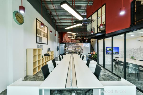 Interacting Cubes | Ideal Vision, Spice Arena, Bayan Lepas