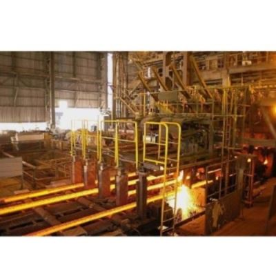 Steel mill and foundry installation