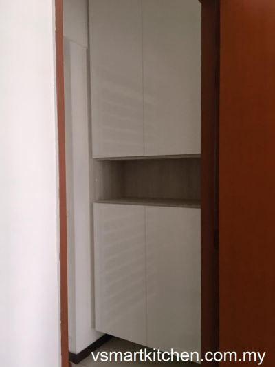 Custom Shoes Cabinet Refer In LUMINERI