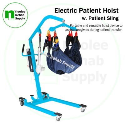 Electric Patient Hoist (w. Patient Sling)