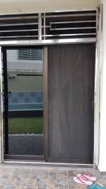 GRILLE & INSECT SCREEN 2 IN 24