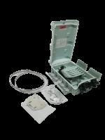 8PORT IP65 JUNCTION  PLASTIC DISTRIBUTION BOX