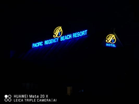 Pacific Regency Beach Hotel