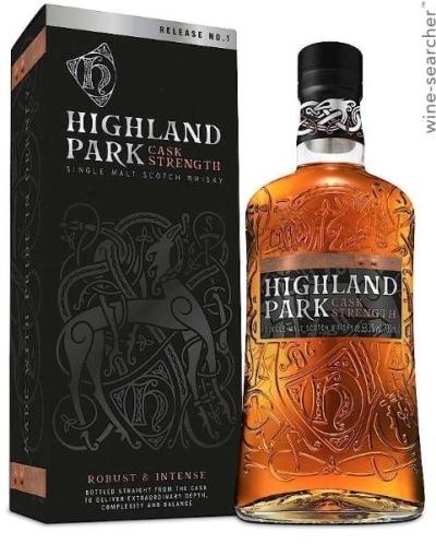 Highland Park Cask Strength Release No.1