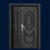 PP4-8802 Euro Board Security Door