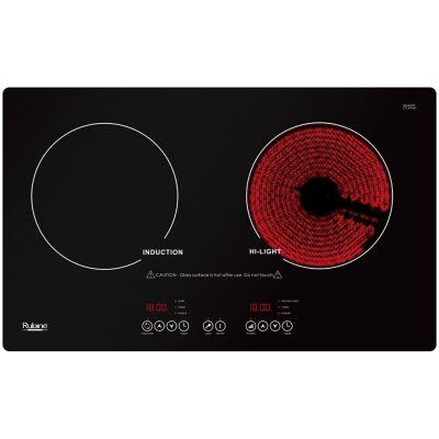 Rubine Electric Hob