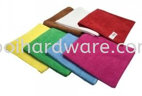 Microfibre Cloth 30cm x 40cm Cloth Hygiene and Cleaning Tools