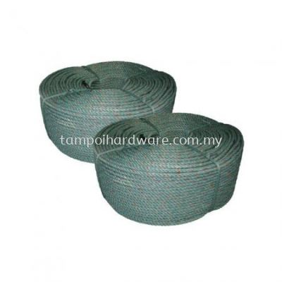 PE Polyethylene Rope  - Green