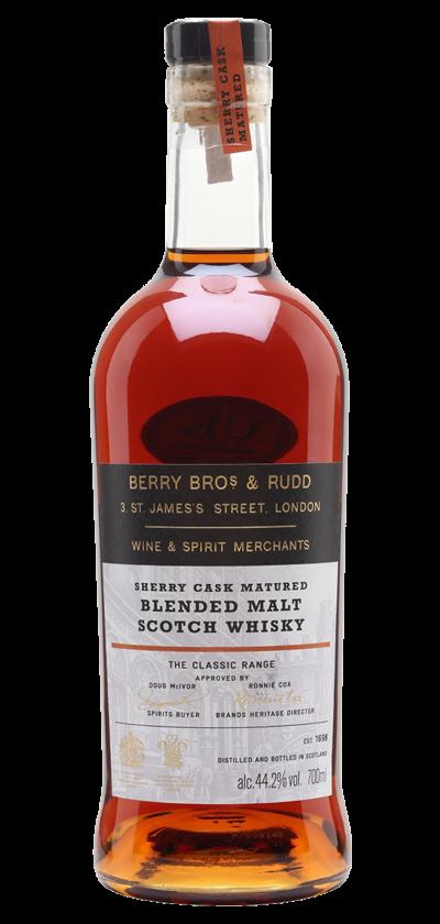Berry Bros. & Rudd 'Classic Sherry Cask' Blended Malt Scotch Whisky