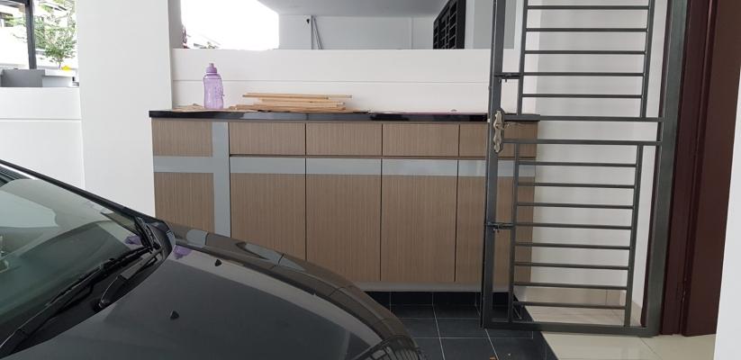 Real Samples Shoe Cabinet In Johor Bahru