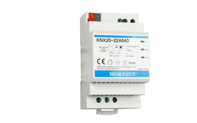 MORNSUN KNX20-22A640 Enclosed SMPS