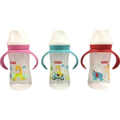 FP-0008 FEEDING BOTTKE WITH HANDLE 300ML