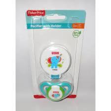 FP-00058 Fisher Price PACIFIER WITH HOLDER