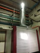 New Ducting for 6 Units of Air Compressor